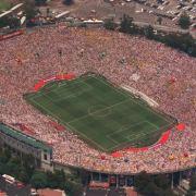 ROSE BOWL Largest Football Stadiums
