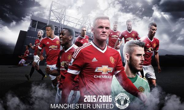 Manchester united wall decal