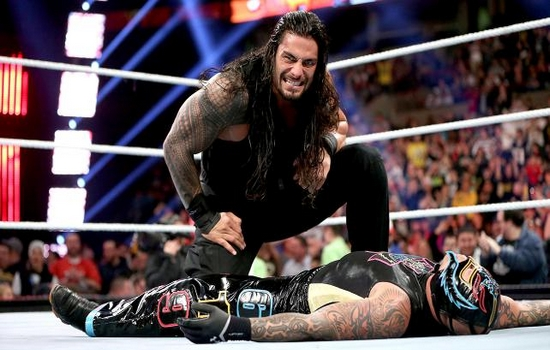 top 10 best roman reigns spears in wwe history