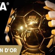 The FIFA Ballon d'Or Finalists