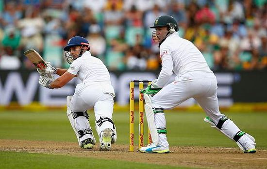 South Africa Vs England (2nd Test Day 1)