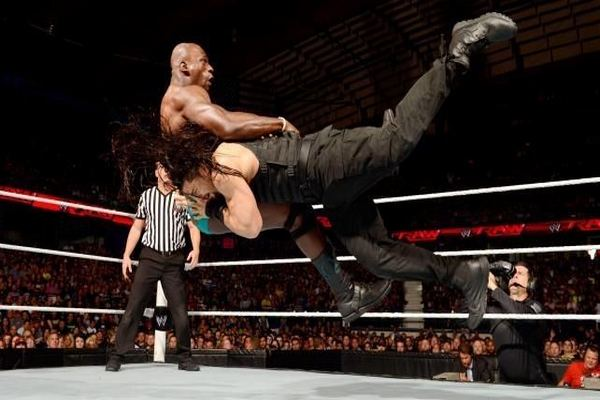 Top 10 Moves of Roman Reigns 2016