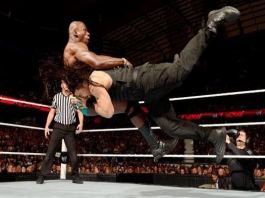 spear Top 10 Moves of Roman Reigns