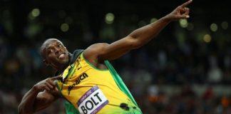 Usain Bolt,10 Fastest 100m Sprinters
