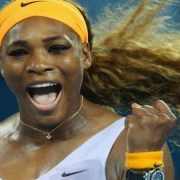 Serena Williams,Top Ten Greatest Female Athletes of all Time.