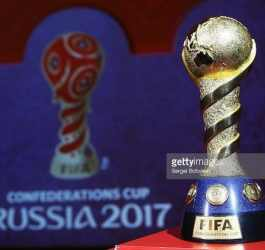 2017 FIFA Confederations Cup and the Preparations