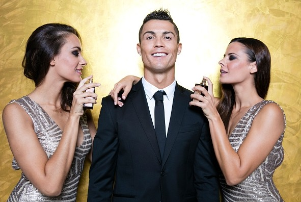 Cristiano Ronaldo Wife and family