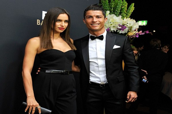 Cristiano Ronaldo Wife girlfriend