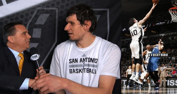 Boban Marjanovic tallest nba players