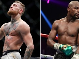 conor mcgregor vs floyd mayweather fight
