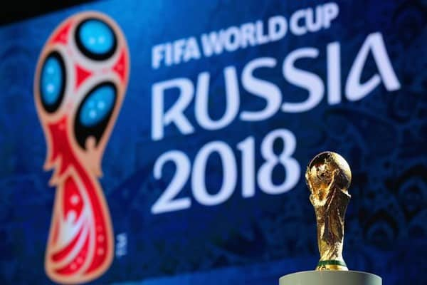 2018 FIFA World Cup Russia Groups and Point Table