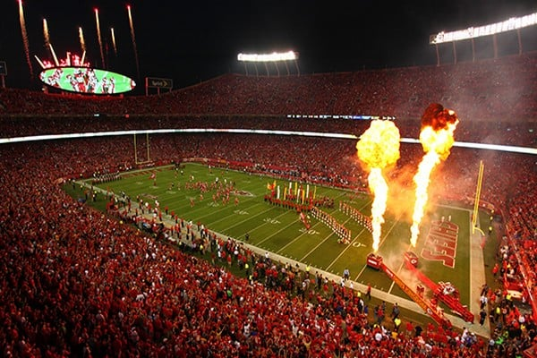 Largest NFL Stadiums with Maximum Crowd Capacity