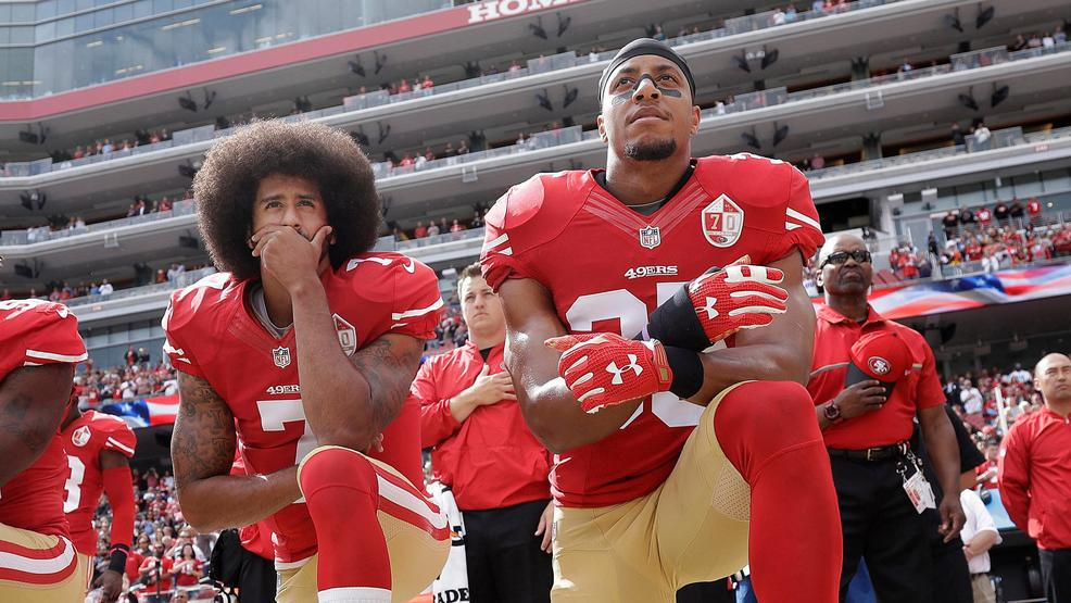 Colin Kaepernick and Eric Reid Reportedly Settled with the NFL for Under $10 Million