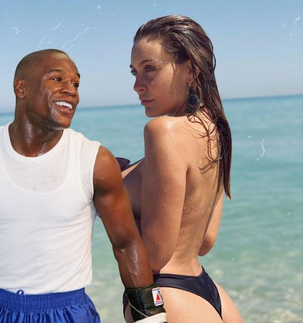 Who is mayweather dating