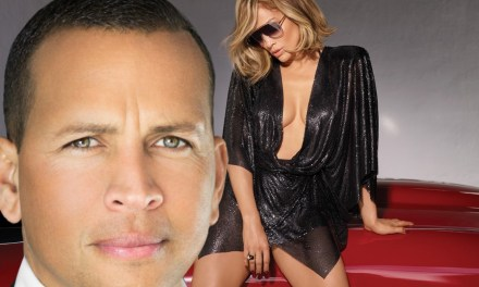 Jennifer Lopez & Alex Rodriguez Star in First Campaign Together