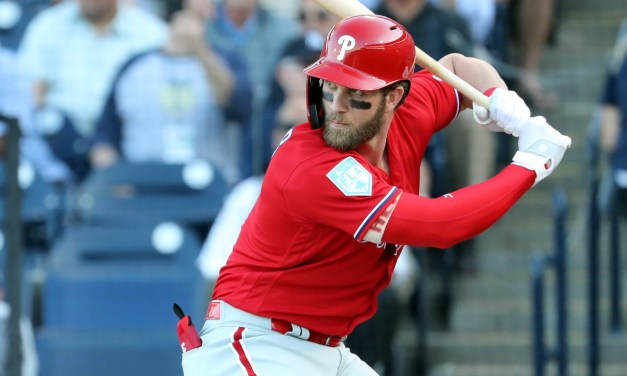 Bryce Harper Explains Why He Picked the Phillies over Giants