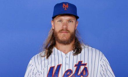 Noah Syndergaard Slams Mets' Trip to Syracuse