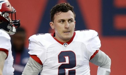 Johnny Manziel Made His AAF Debut