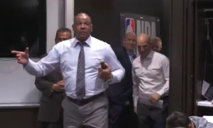 Doc Rivers Calls Out the Haters after Clippers Clinch a Playoff Spot