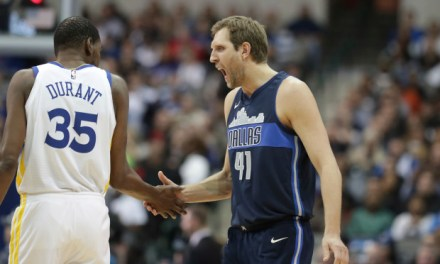 Kevin Durant Feels Dirk Nowitzki Is Being Pushed Out Of The NBA