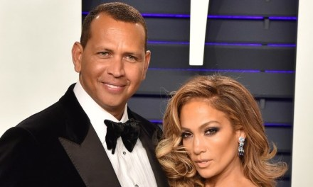 A-Rod Continues to Hit Home Runs as Instagram Husband