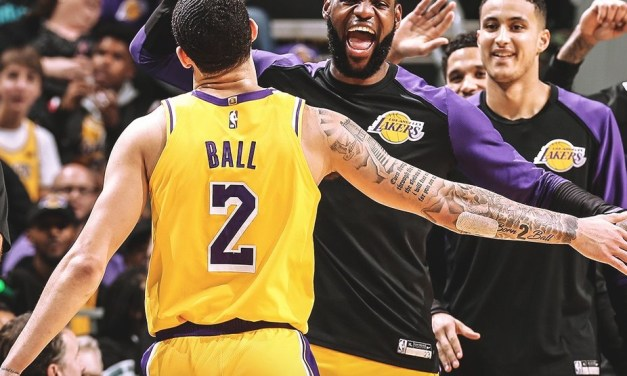 LeBron James Responds to Rumors Lonzo Ball Leaving BBB