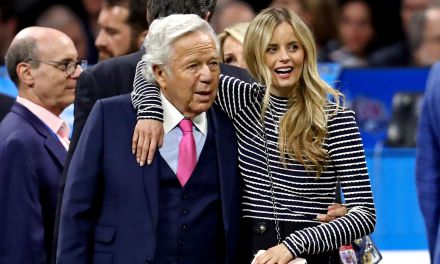 Robert Kraft's Attorney Says the Videos of the Patriots Owner Having Sex Acts Performed on Him Were Obtained Illegally