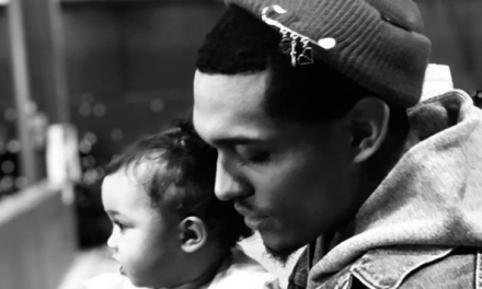 Cavs Guard Jordan Clarkson Shared a Picture of His Daughter on Instagram