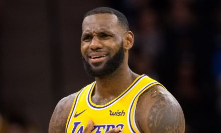 LeBron's Bad Temper Prompted Lakers' Front Office To Call 'Players-Only Meeting'