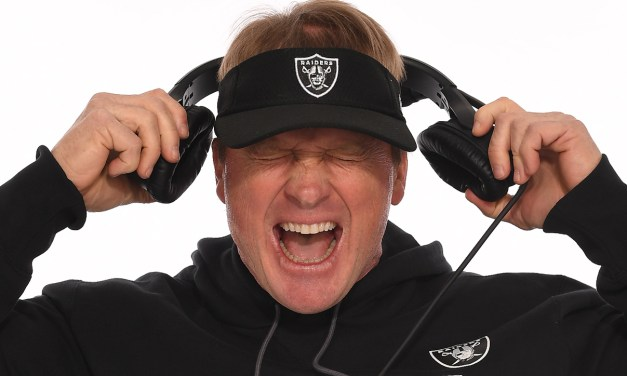 You'll Never Guess What Jon Gruden Did For Three Days After Khalil Mack Trade