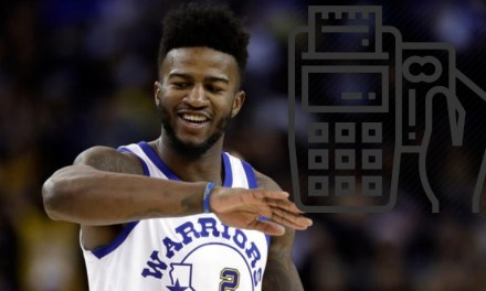 Jordan Bell Was Reportedly Suspended For Charging a Purchase to an Assistant Coach
