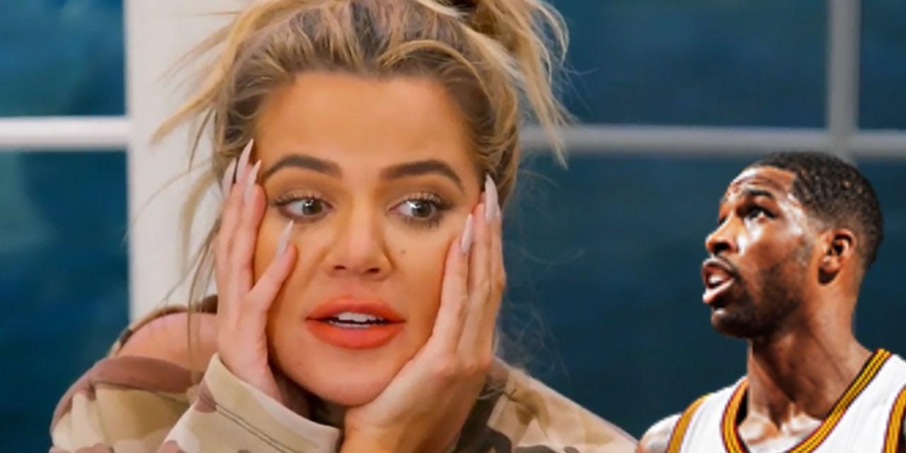 Watch Khloe Kardashian React to Tristan Thompson Cheating with Jordyn Woods