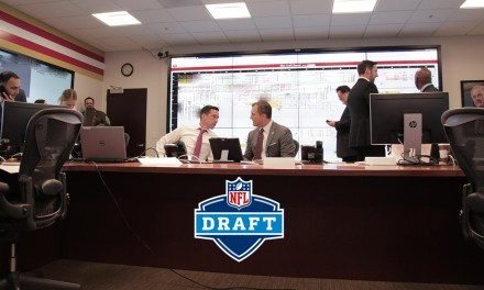 49ers Auction Off Two Seats in Their Draft Room for This Very Reasonable Price