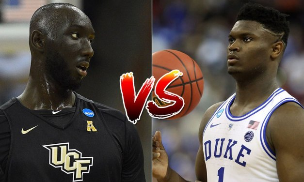 UCF's Tacko Fall Has a Message for Zion Williamson