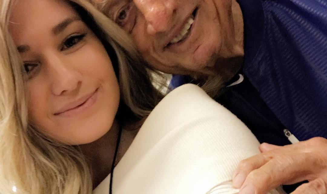 Meet MLB Legend Steve Garvey's Daughter Olivia