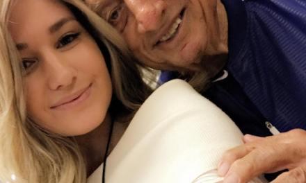 Meet MLB Legend Steve Garvey's Daughter Olivia