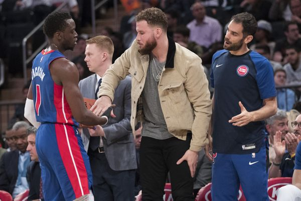 Blake Griffin Said the Decision to Sit Out Game 1 Against the Bucks Was Not His