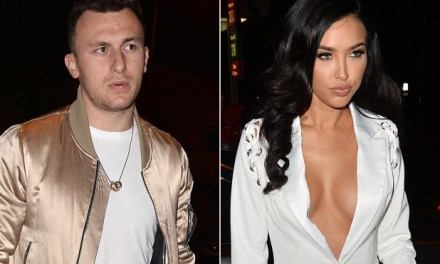 Johnny Manziel's Estranged Wife Putting Out Feelers On the Gram