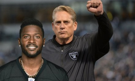 Former Raiders Coach Jack Del Rio Explains What It's Going to be Like to Deal with Antonio Brown