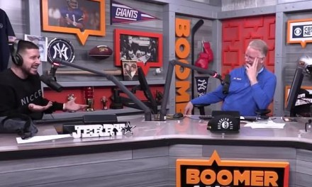 Boomer Esiason Gets Vinny From Jersey Shore To Reveal His Sex Count
