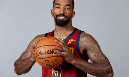 JR Smith Added a Nipsey Hussle Portrait to his Tattoo Collection