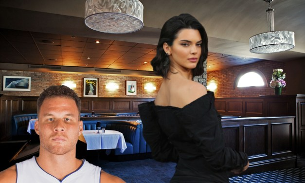 Blake Griffin and Kendall Jenner Have Secret Rendezvous at Craig's?