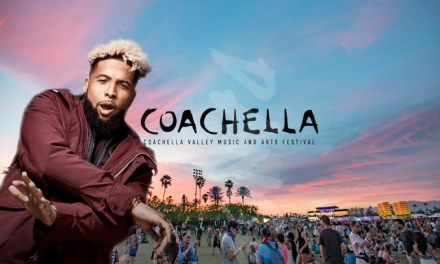 Odell Beckham Spotted at Coachella with a New Girl