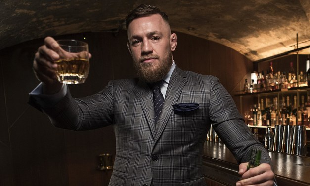 Whiskey Sales in US Booming Much to the Delight of Conor McGregor