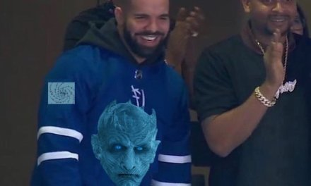 Drake Tries to Deflect his Curse Upon Others