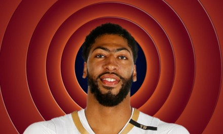 Anthony Davis Sends Pelicans Message With T-Shirt