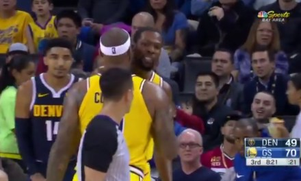 Kevin Durant Got Ejected for Crying About a No-Call