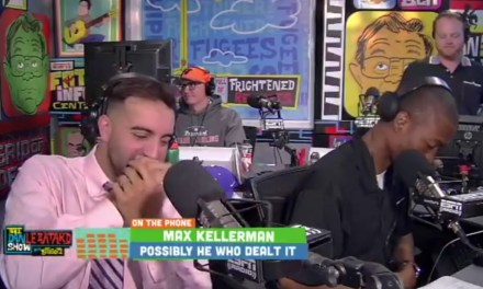 """The Dan LeBatard Show Attempted to Get to the Bottom of the """"First Take"""" Fart, Max Kellerman Denies it Was Him"""