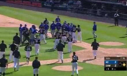 Benches Clear During Royals and White Sox Game After Tim Anderson Gets Drilled for Pimping a Home Run