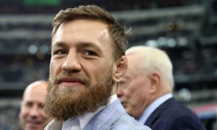 Conor McGregor Tweets Then Deletes 'Racist Slur' at Khabib's Wife